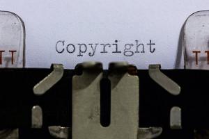 Copyright Typewriter